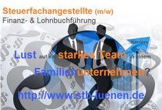 #fbSTELLEN  #SozBeckmann sucht Steuerfachangestellte (m/w) mit Schwerpunkt Finanz- & Lohnbuchführung. Erfahren Sie mehr über dieses interessante Stellenangebot in einem Familienunternehmen aus Lünen. http://www.stb-luenen.de/index.php/karriere-stellenanzeigen-jobs
