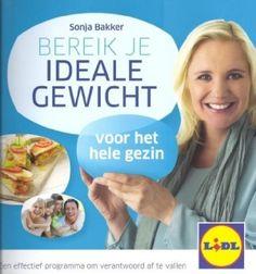 Sonja Bakker werkt samen met Lidl