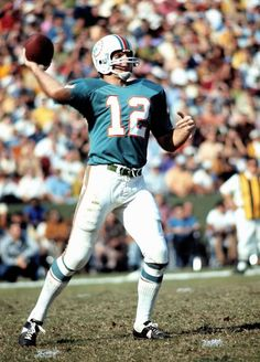 Bob Griese , Miami Dolphins