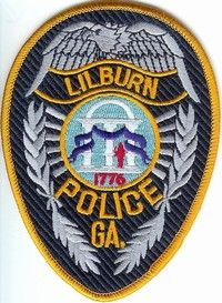 Lilburn Police Patch  (GA)