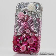SWAROVSKI Crystal bling case for all phone device models