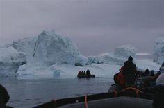 Ilulissat Icefjors, Greenland