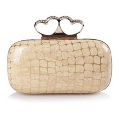 $12.96 Party Women's Evening Bag With Stone Pattern and Rhinestones Design