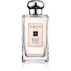 Jo Malone London Nectarine Blossom & Honey Cologne (2.542.200 IDR) ❤ liked on Polyvore featuring beauty products, fragrance, perfume, perfume cologne, jo malone fragrances, vetiver fragrance, blossom perfume and fruity perfumes