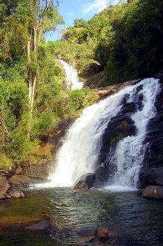 Aiuruoca Minas Gerais #brazil #waterfall
