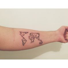 done in Niteroi, Brazil by Marco Filipe de Oliveira It represents my love for traveling, different cultures and geography. A phrase that I e...