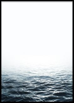 Ocean, poster ryhmässä Julisteet ja printit / Valokuvat @ Desenio AB (7930)
