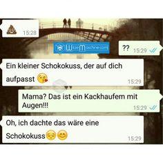 Lustige WhatsApp Bilder und Chat Fails 122 - Kackhaufen