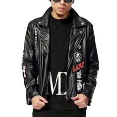Zero Quality Rock & Roll Leather Outerwear Jacket