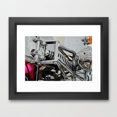 Spring Loaded Framed Art Print by Fiona & Paul Photography and Digital Art - $35.00
