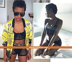 MTO WORLD EXCLUSIVE: Female Rapper DEJ LOAF Is PUT ON BLAST . . . For STEALING A Popular Rapper's GIRLFRIEND!! (Pics Of The RAPPER . . . And The Girl She STOLE)