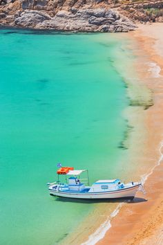 """Super Paradise beach, Mykonos  Mykonos dreaming, """"what you think about you bring about"""" it's time be present there, to make it more than a beautiful picture. On my way!"""