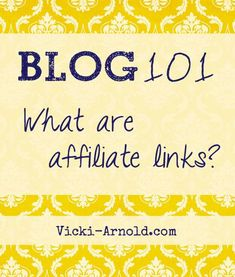 Blog 101 - What Are