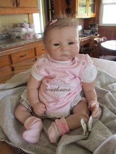 Reborn Doll CADENCE-Adorable!