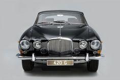 Jaguar 420G - CLASSIC MOTOR CARS