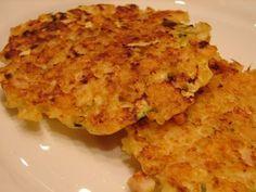 Můj blond blog: Bulgurové placičky Polenta, Quinoa, Tapas, Cauliflower, Macaroni And Cheese, Food And Drink, Homemade, Vegetables, Cooking
