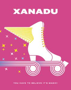 Xanadu...i know you already have it but it made me think of you