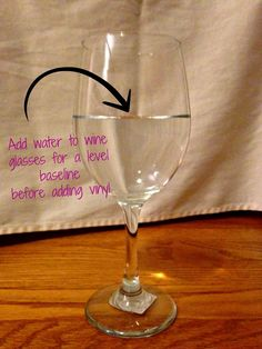 *Some great general vinyl tips here too!* ---> Silhouette School: Putting Vinyl on Wine Glasses: 7 Tips for Success Diy Wine Glasses, Painted Wine Glasses, Vinyl Glasses, Monogram Wine Glasses, Custom Wine Glasses, Glitter Glasses, Personalized Wine Glasses, Painting On Wine Glasses, Christmas Wine Glasses