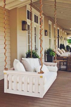 You gotta have the perfect porch setup