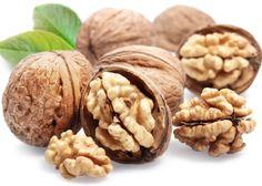 Nueces: vitamina E, Omega 3, fibra y antioxidante