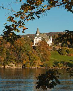 Bergen Gamlehaugen Residence of the Royal Family