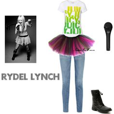 """""""Rydel Lynch"""" by r5-1d4ever on Polyvore"""