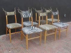 Kelly Wearstler chairs