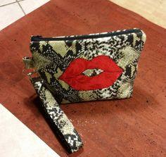 SALE    LipSense distributors wristlet bag purse by jewellgem