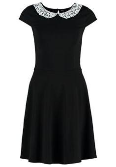 Die Details machen den Unterschied. Dorothy Perkins Jerseykleid - black für 24,95 € (23.07.16) versandkostenfrei bei Zalando bestellen.