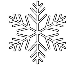 free printable snowflake templates large small stencil patterns what mommy does