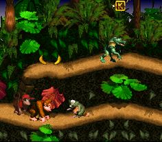 lol i still own a Super Nintendo and will beat anyone at this game...Donkey Kong Country