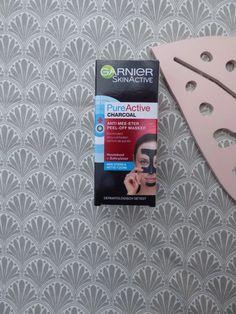 PureActive Charcoal Anti-Mee-Eter Peel-Off Masker van Garnier Garnier Skin Care, Charcoal