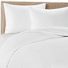 image of Wamsutta® 400 Duvet Cover Set in White