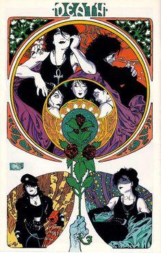 #ClippedOnIssuu from Neil Gaiman The Sandman Artbook Death Gallery (1994)