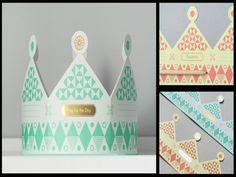 Printable Crowns