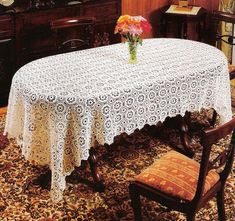 Brand new large cotton handmade crochet placemat in pure white colour for your table! Thank you for viewing my placemat Cottage Style Bedrooms, Mantel Redondo, Single Quilt, Yellow Table, Crochet Doily Patterns, Crochet Tablecloth, Linens And Lace, Lace Doilies, Art N Craft