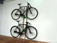 zuhause mehrere fahrräder fahrrad wandhalterung