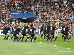 New Zeland All blacks game!