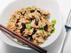 Chinese Kasha Varnishkes