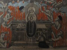 detalle. Misa de Animas Granada, Painting, Grenada, Painting Art, Paintings, Painted Canvas, Drawings