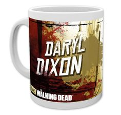 The Walking Dead Tasse Daryl