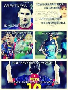 Messi best soccer player ever