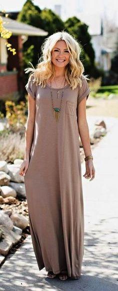 No way - Little Girl Maxi Dress ;)