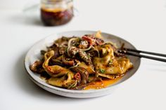 MY XIAN FAMOUS SPICY CUMIN LAMB HAND-SMASHED NOODLES | Lady and Pups | Bloglovin'