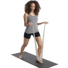 Material de yoga y pilates Material de Gimnasio,Yoga - Fitband resistencia fuerte DOMYOS - Accesorios de Yoga y Pilates