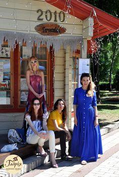 Немного уставшие, но счастливые. Fair Grounds, Dresses, Fashion, Vestidos, Moda, Fashion Styles, Dress, Fashion Illustrations, Gown