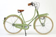 In search of a bike and this one is super cute and quickly moving to the top of the list.