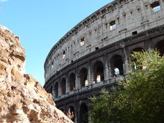 Colosseum in #Rome, #Italy - been there ; )