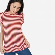 The Slim Striped Cre