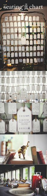 seating chart by janis roseanne, via Flickr